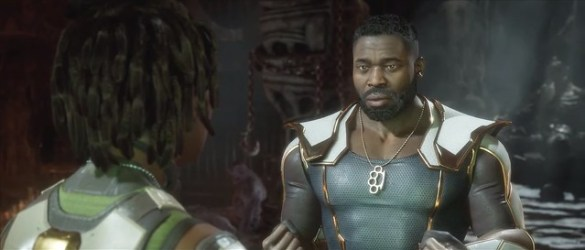 Mortal Kombat 11 - Jaxs Verrat