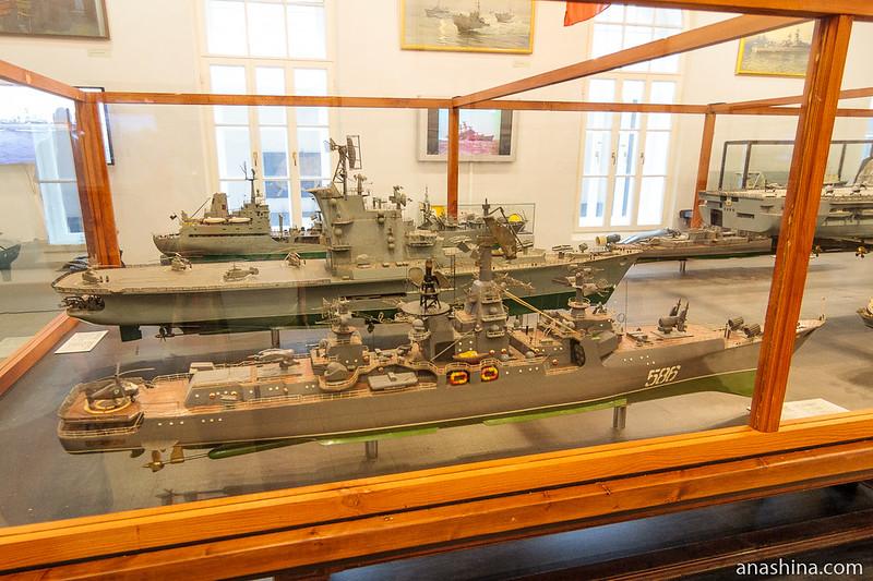 Центральный военно-морской музей, Санкт-Петербург