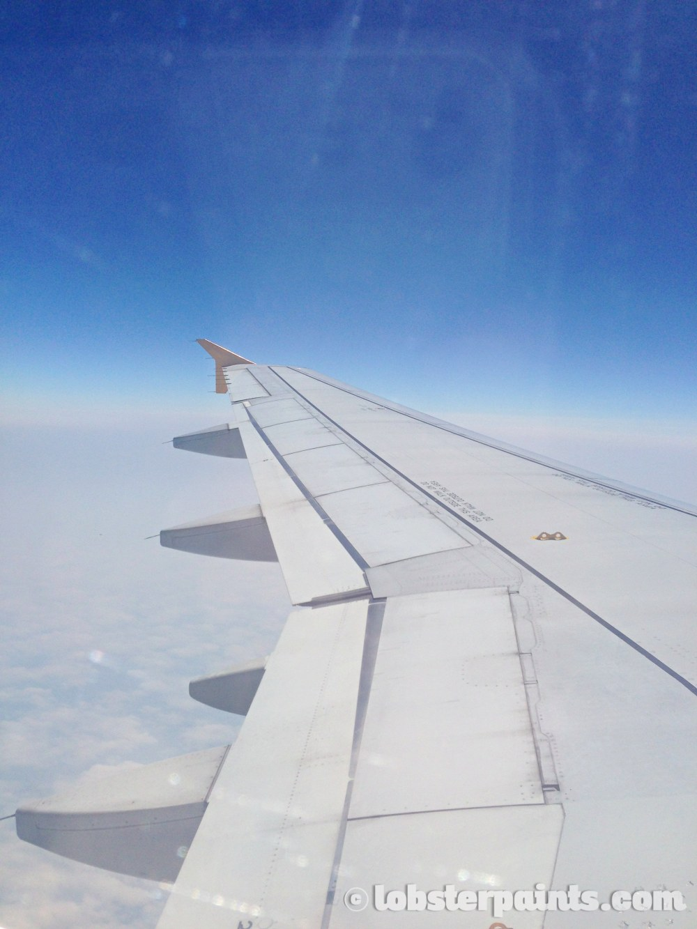At 36,000 ft...