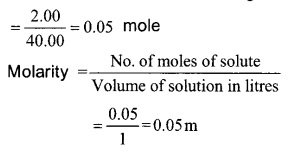 Plus One Chemistry Chapter Wise Questions and Answers Chapter 1 Some Basic Concepts of Chemistry 28