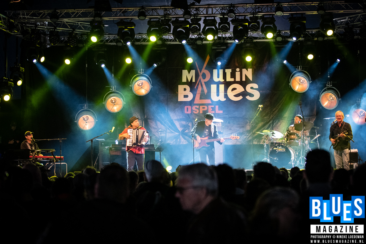 The Weight Band @ Moulin Blues 2019