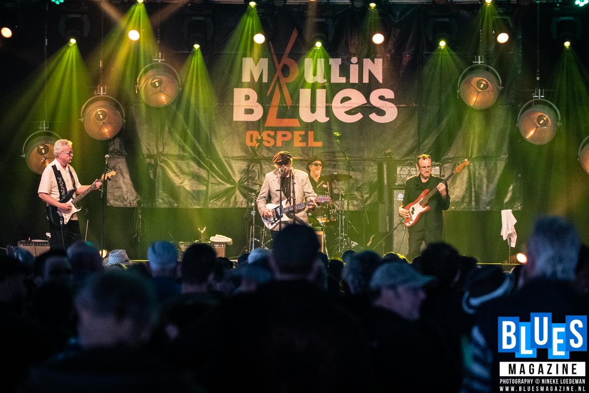 Studebaker John & The Hawks @ Moulin Blues 2019