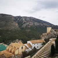 Travel: Spain - El Castell de Guadalest