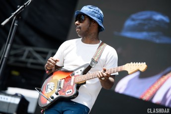 Curtis Harding @ Shaky Knees Music Festival, Atlanta GA 2019