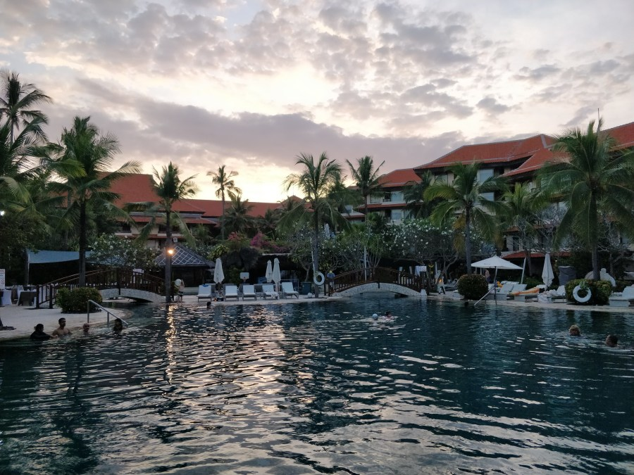 Swimming Pool Westin Resort Nusa Dua