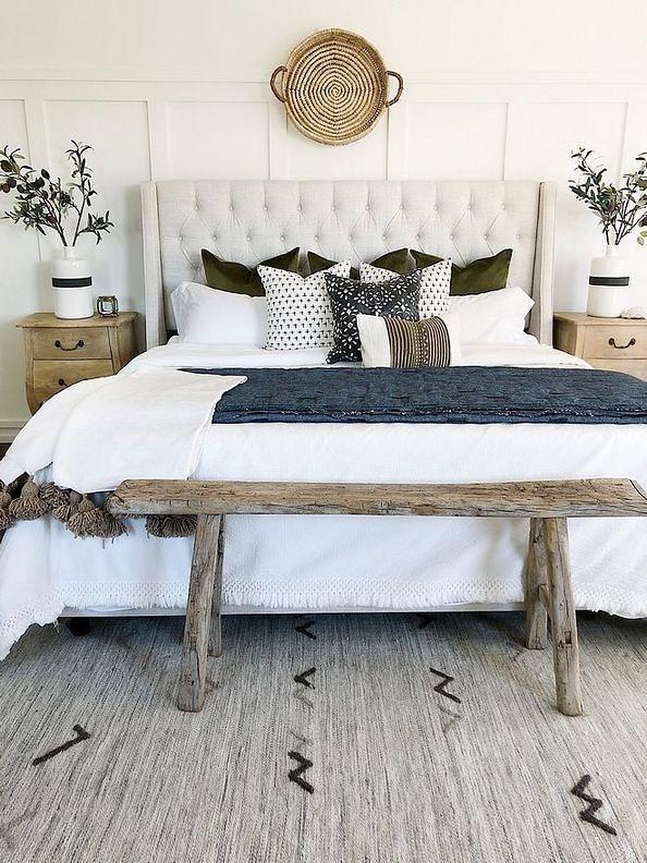 35+ Ruthless Interior Design Bedroom Boho Chic Strategies Exploited 79