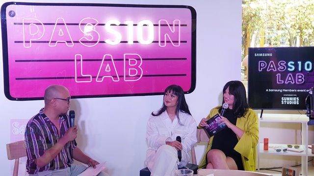 #PASS10NLAB - Biz Lab with Bea Soriano-Dee and Georgina Wilson1