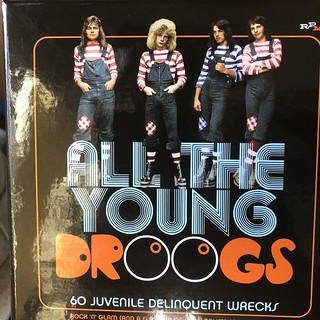 All The Young Droogs - box set