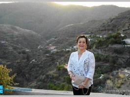 Pregón y Homenaje con motivo de las Fiestas de Nta, Señora de Fátima en Barranco Hondo de Abajo (Gáldar) por Antonio Alí