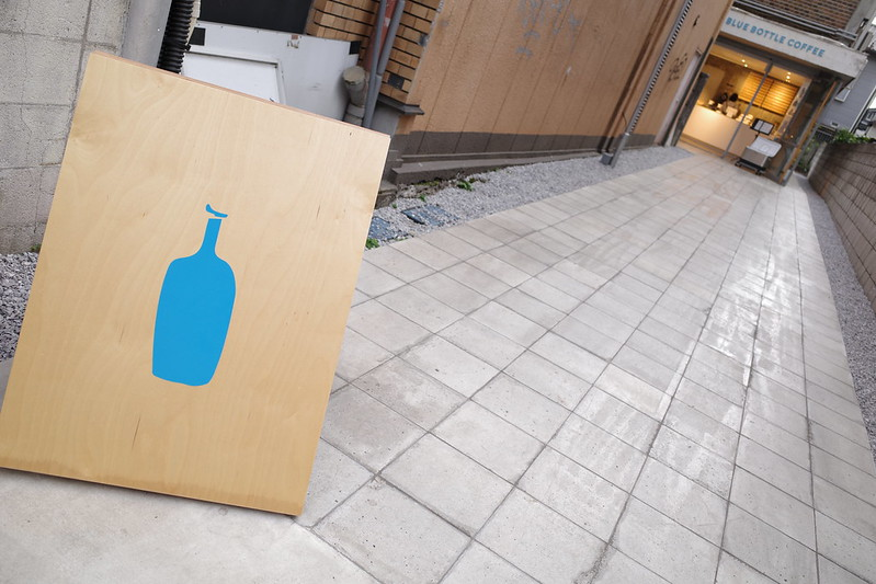 blue bottle coffee Sangenjaya
