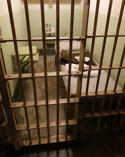 Alcatraz Typical Welcoming Cell SR600793
