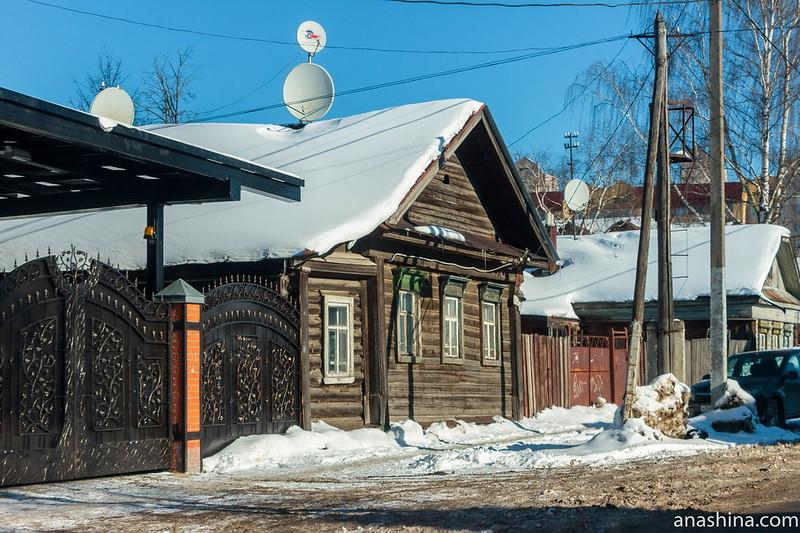 Старый дом, Кострома