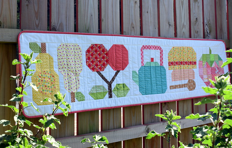 Farm Girl Vintage 1 Table Runner