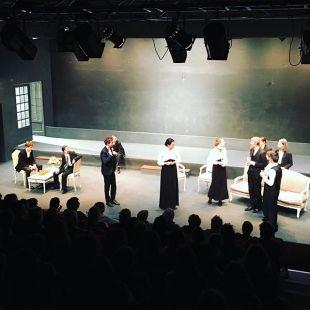 Platonov : c'est la deuxième ! #platonov #tchekhov #théâtre #atea2019