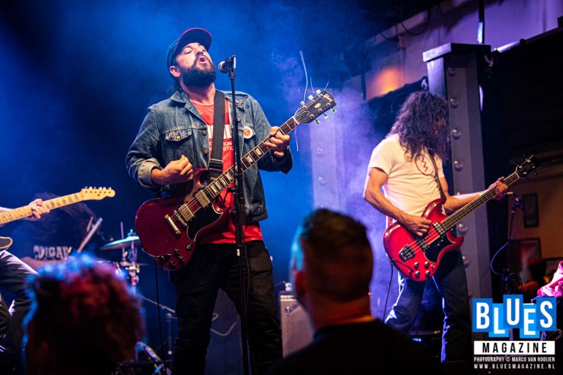 Lee Bains III & The Glory Fires @ Rhythm & Blues Night 2019