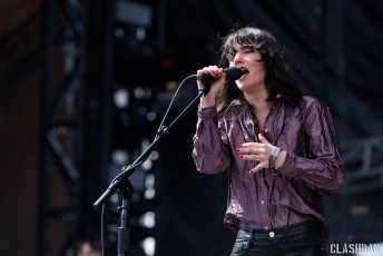 Sharon Van Etten @ Shaky Knees Music Festival, Atlanta GA 2019