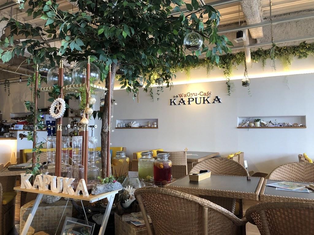 Waygu Cafe in Okinawa