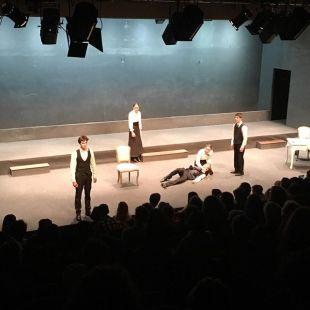 Enterrer les morts et réparer les vivants. #tchekhov #platonov #théâtre #atea2019 #derniere