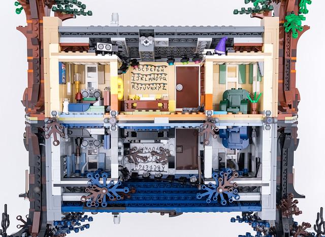 REVIEW LEGO 75810 Stranger Things 13