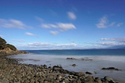 Primrose Sands shore long exposure #marineexplorer