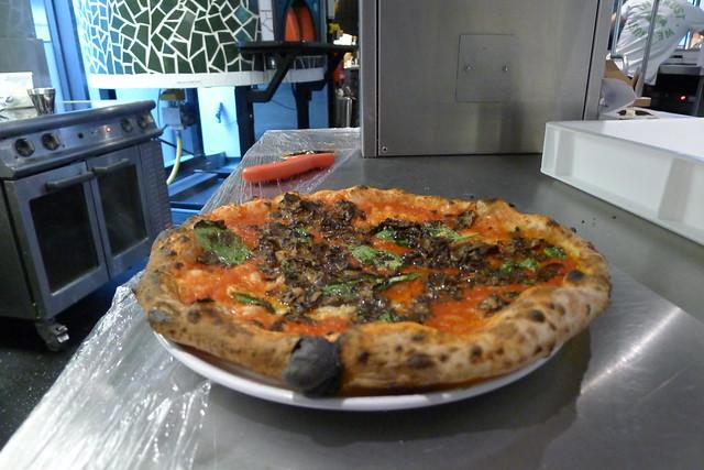 Pizza Pilgrims, Liverpool Street