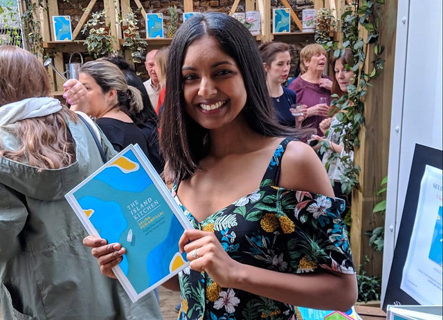 Selina Periampillai Talks about The Island Kitchen