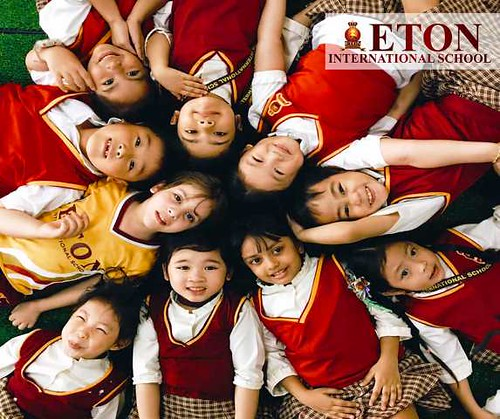 ETON International School Students