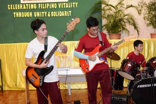 ETON International School Students Band