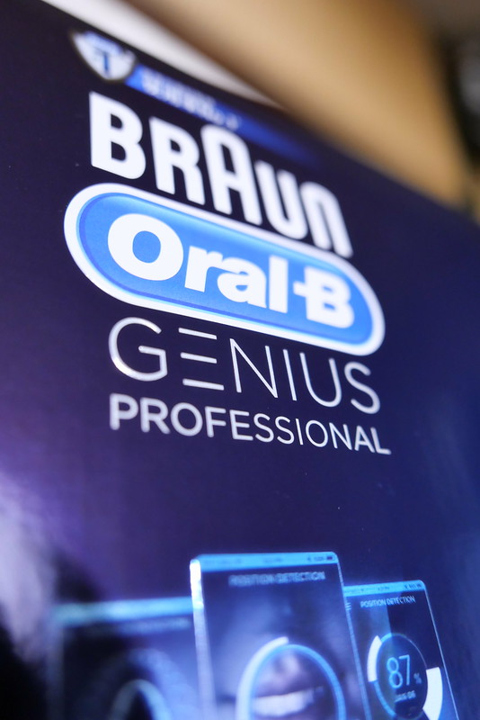 BRAUN Oral-B GENIUS Professional 01