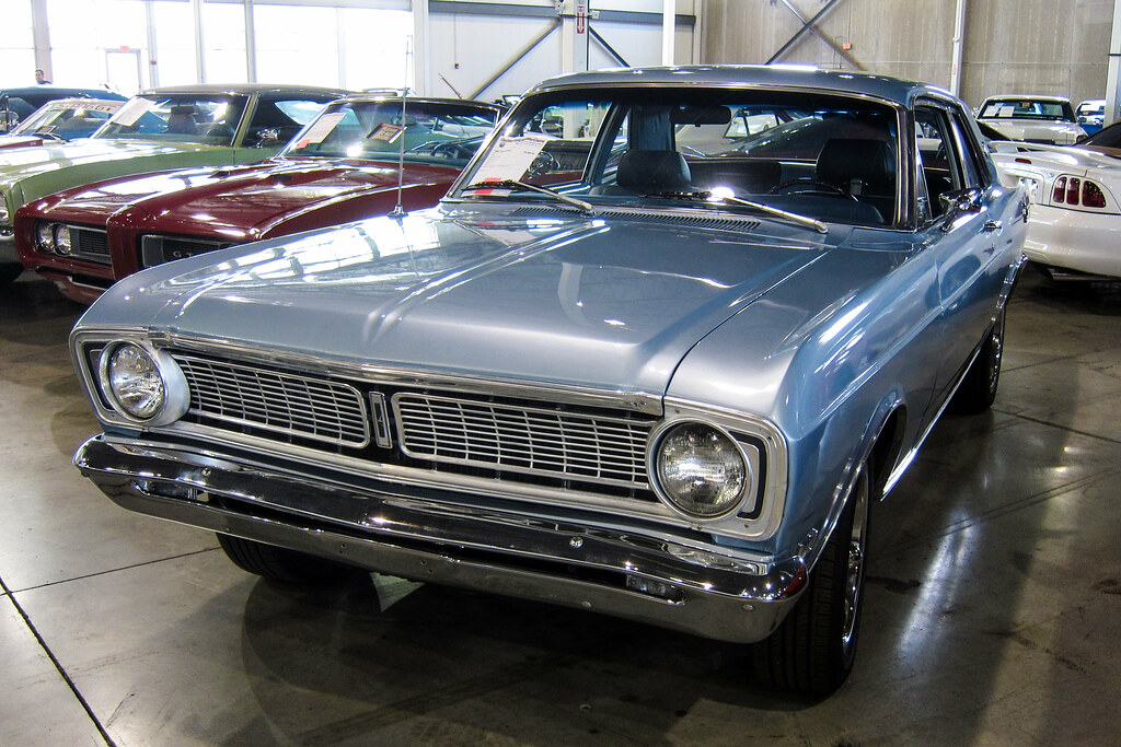 1969 Ford Falcon Futura Sports Coupe
