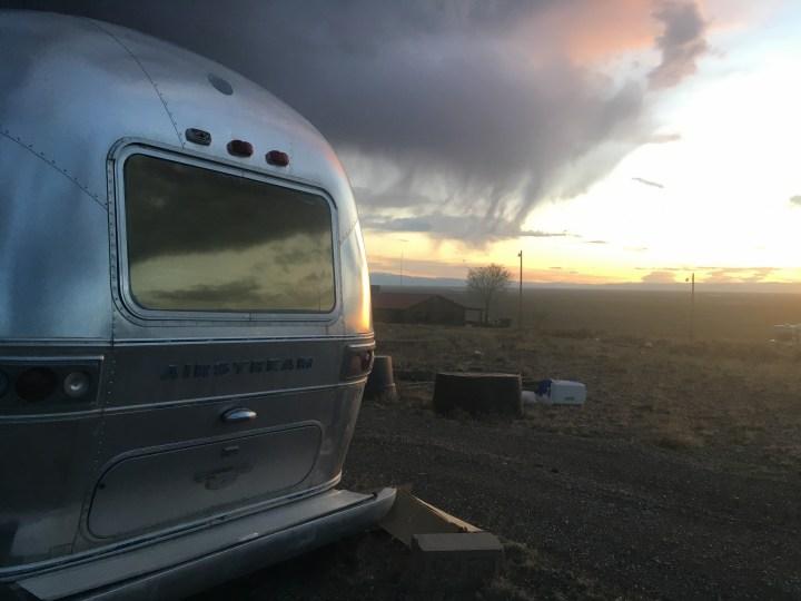 Abandond Airstream