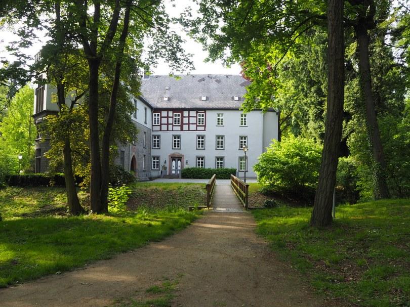 Wo Träumereien blühen I – Schlosspark, 35418 Großen Buseck
