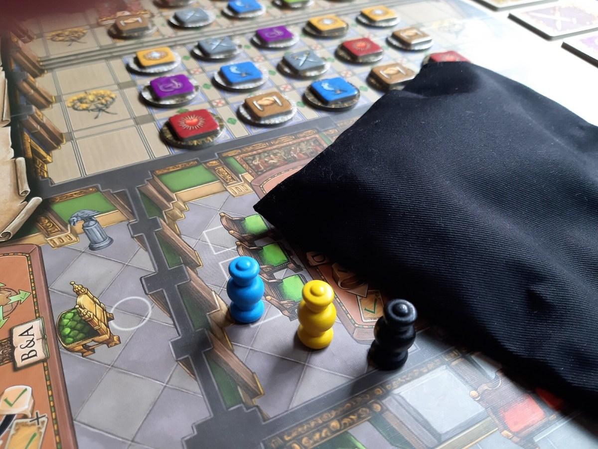 Tudor juego de mesa