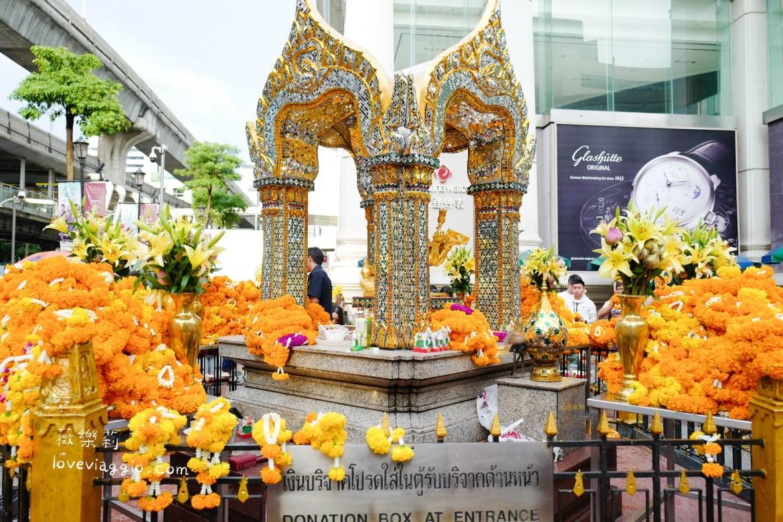 四面佛拜拜,四面佛許願,曼谷四面佛,曼谷景點,泰國旅遊 @薇樂莉 Love Viaggio | 旅行.生活.攝影