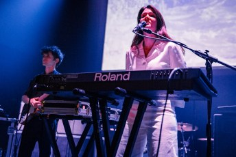 Tess Roby at the 9:30 Club in Washington, DC on May 22nd, 2019