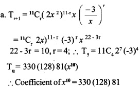 HSSlive Plus One Maths Chapter Wise Questions and Answers Chapter 8 Binomial Theorem 7