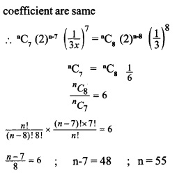 HSSlive Plus One Maths Chapter Wise Questions and Answers Chapter 8 Binomial Theorem 5