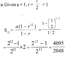 HSSlive Plus One Maths Chapter Wise Questions and Answers Chapter 9 Sequences and Series 19