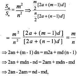 HSSlive Plus One Maths Chapter Wise Questions and Answers Chapter 9 Sequences and Series 37