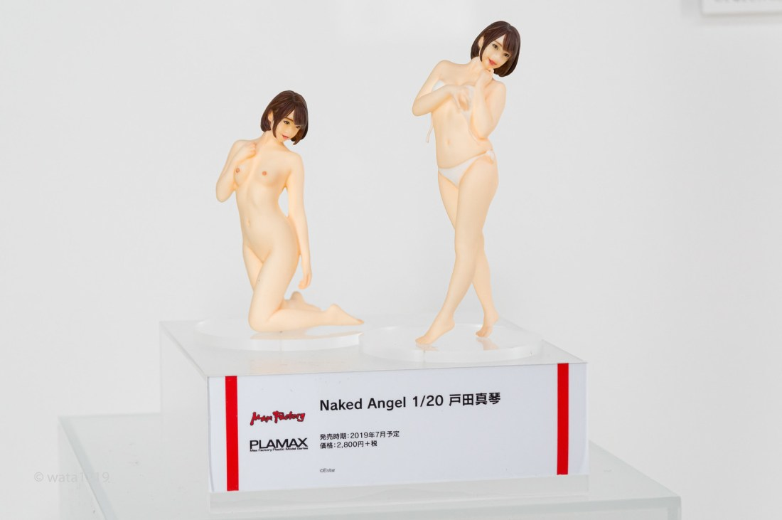 [WHG2019SP]PLAMAX Naked Angel
