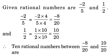 NCERT Solutions for Class 8 Maths Chapter 1 Rational Numbers Ex 1.2 Q4