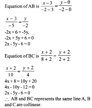 HSSlive Plus One Maths Chapter Wise Questions and Answers Chapter 10 Straight Lines 24