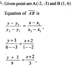 HSSlive Plus One Maths Chapter Wise Questions and Answers Chapter 10 Straight Lines 48