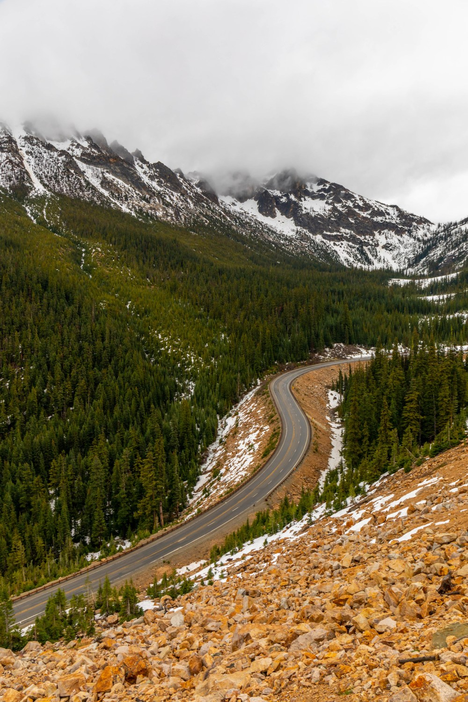 05.26. North Cascades. Washington Pass