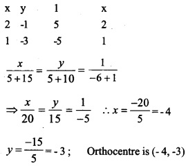 HSSlive Plus One Maths Chapter Wise Questions and Answers Chapter 10 Straight Lines 67