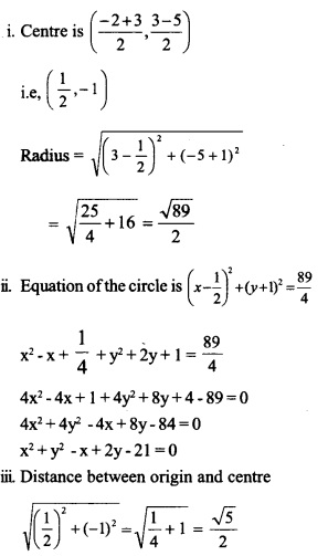 HSSlive Plus One Maths Chapter Wise Questions and Answers Chapter 11 Conic Sections 25
