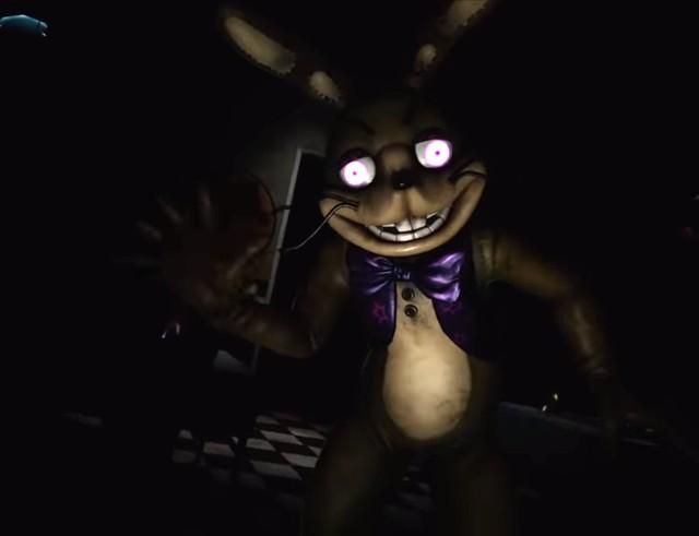 П'ять ночей у Фреді VR - Весняний кролик