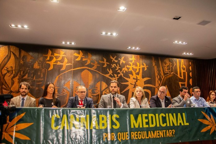 Audiência Cannabis Medicinal