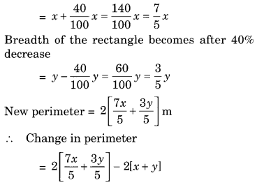 Extra Questions for Class 8 Maths Linear Equations in One Variable Q16