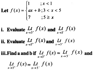 HSSlive Plus One Maths Chapter Wise Questions and Answers Chapter 13 Limits and Derivatives 7